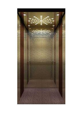 刻花别墅电梯